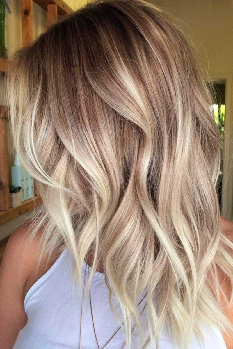pretty blonde hair color ideas (20) - fashionetter | hair ideas