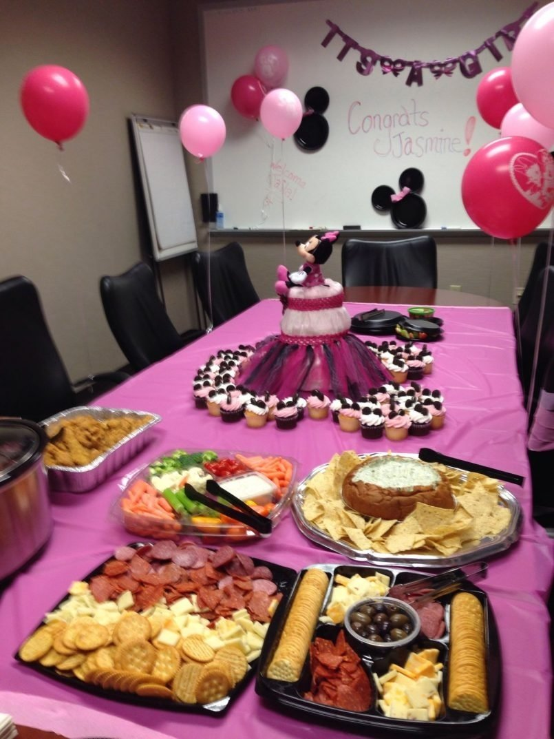 pretty design baby shower at work themes workplace ideas also - wedding