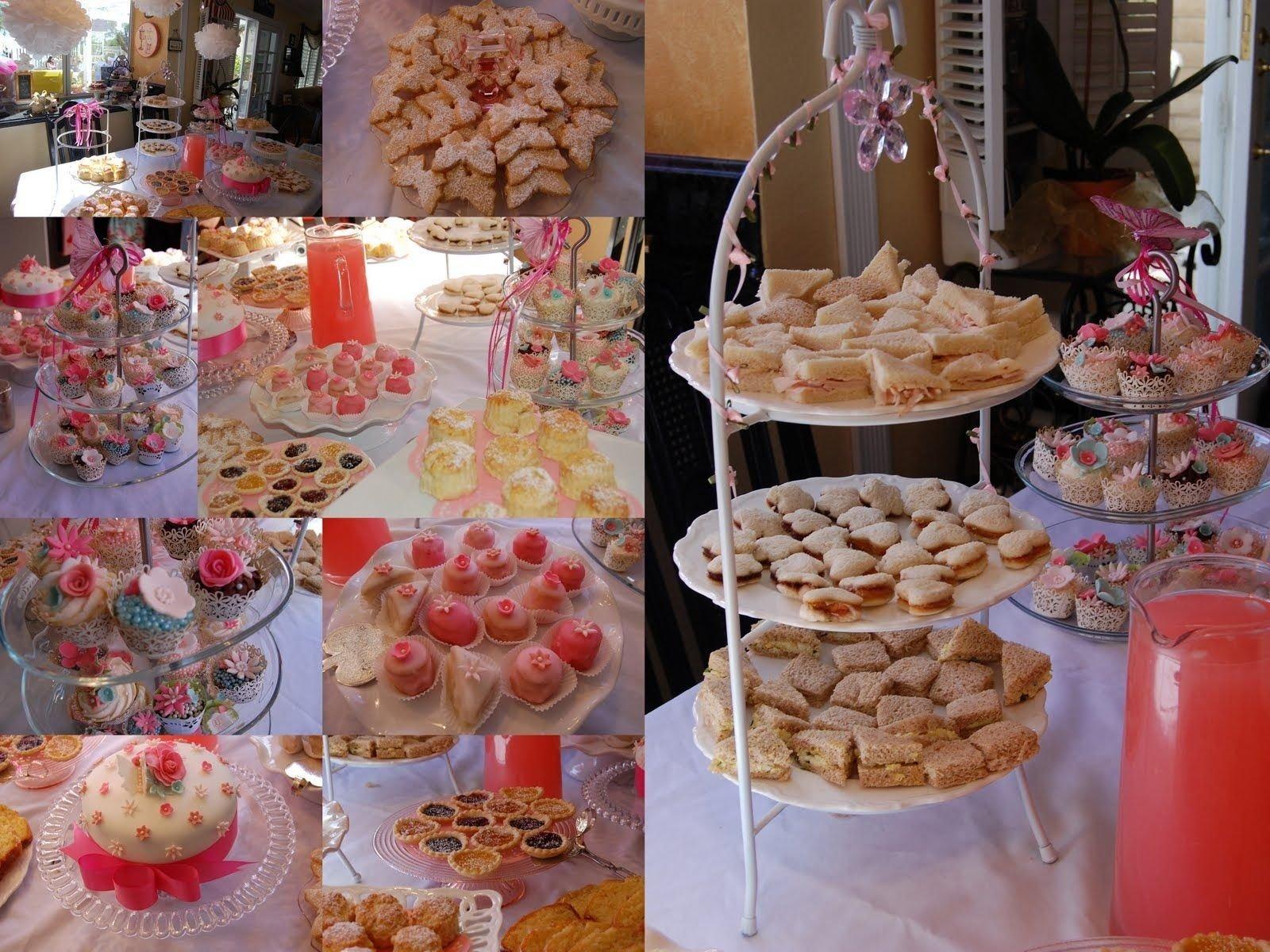 10 Wonderful Tea Party Ideas For Little Girls pretty tea food girls tea party ideas english rose teas little 1 2021