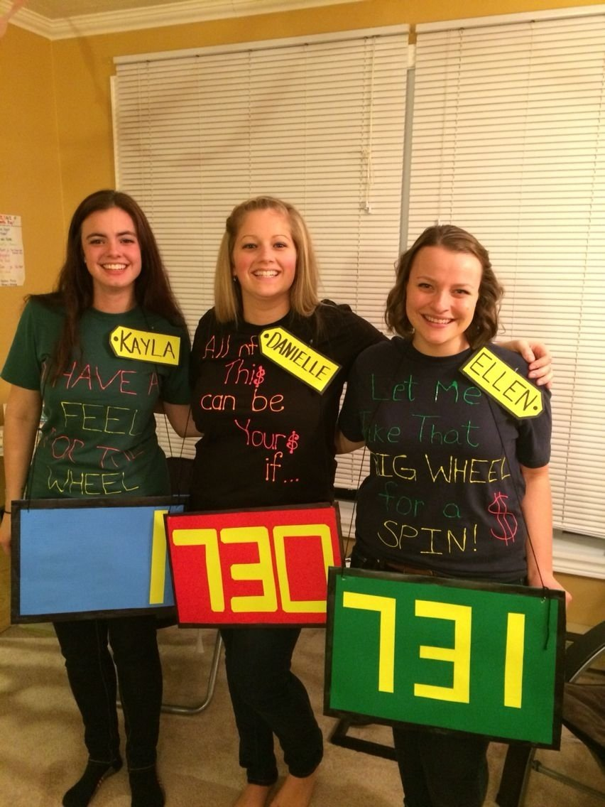 10 Amazing The Price Is Right Shirt Ideas price is right contestants super easy costume create your own