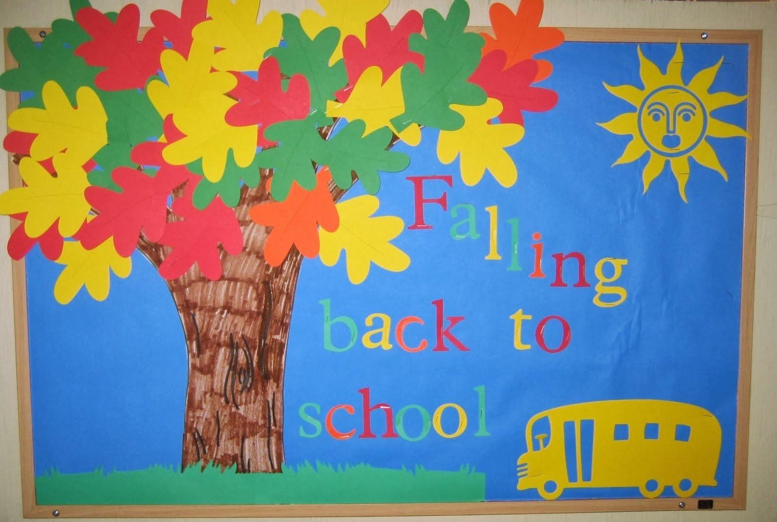 10 Elegant Bulletin Board Ideas For Back To School primary education board back to school bulletin board ideas 1 2021