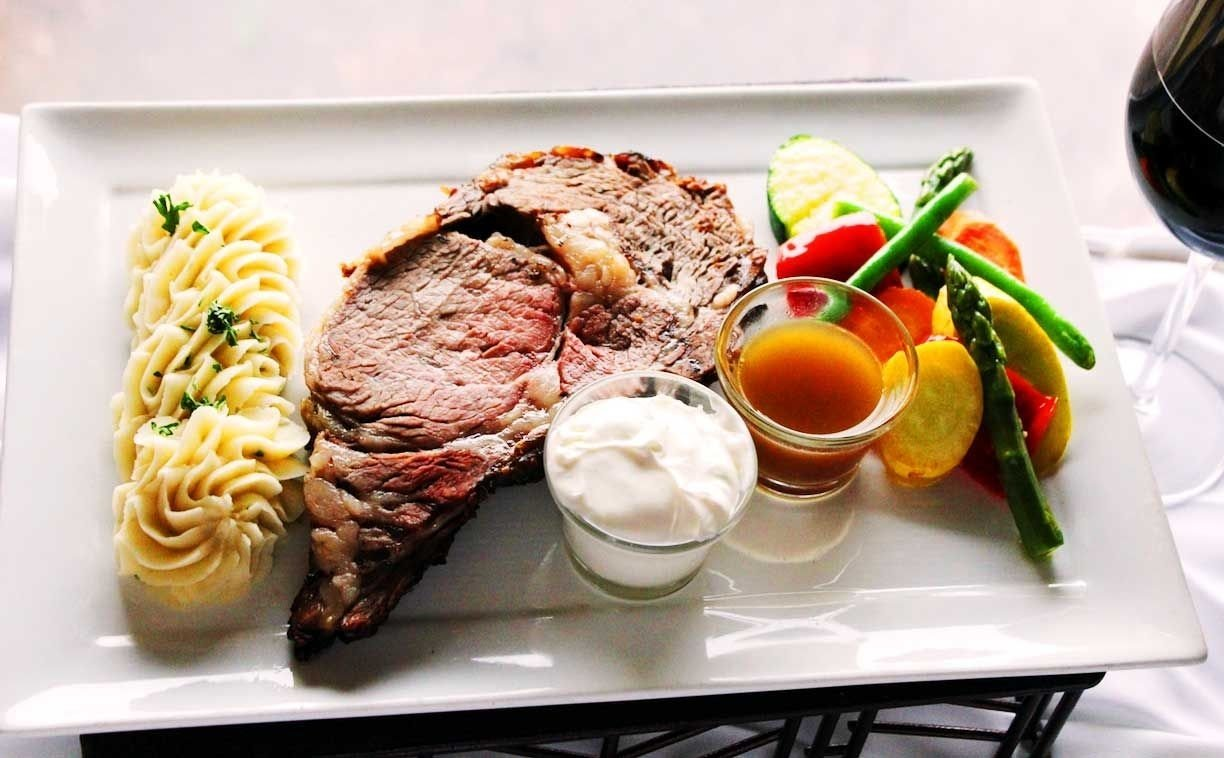 10 Spectacular Prime Rib Side Dishes Ideas prime rib dinner side dishes shiraz on the waters weekend prime 2020