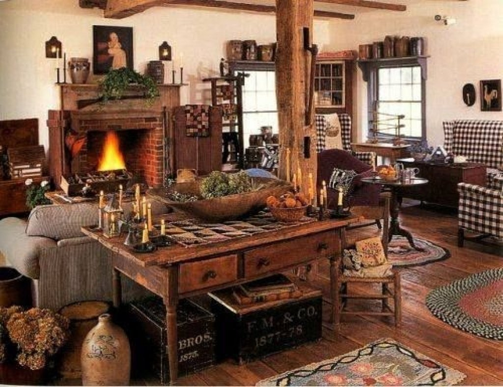 10 Nice Primitive Decorating Ideas For Living Room primitive decorating ideas for living room 1000 images about 2021