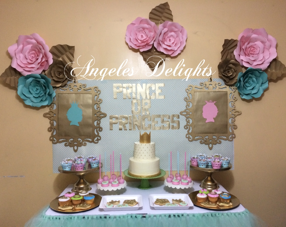 10 Ideal Baby Gender Reveal Party Ideas prince or princess gender reveal party ideas photo 2 of 8 catch
