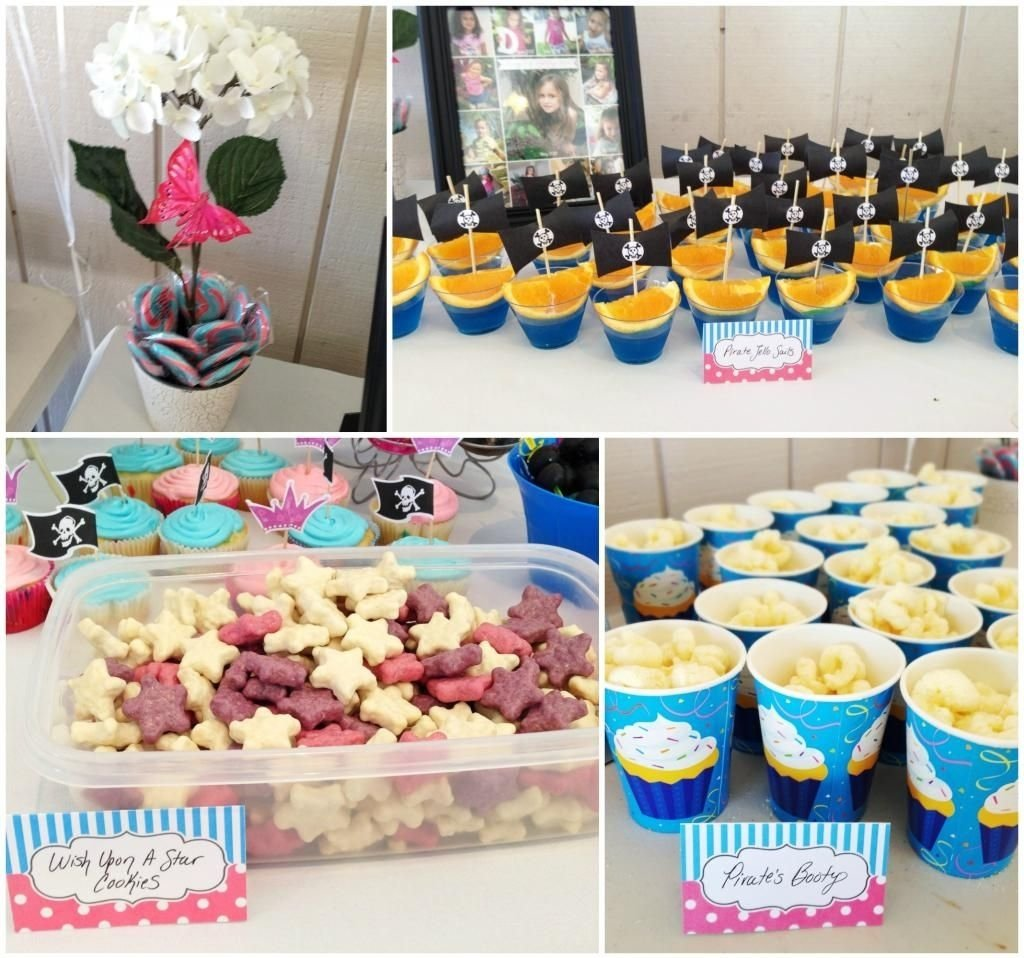 10 Awesome Princess And Pirate Party Ideas princess and pirate themed birthday party good for co ed parties 1 2020