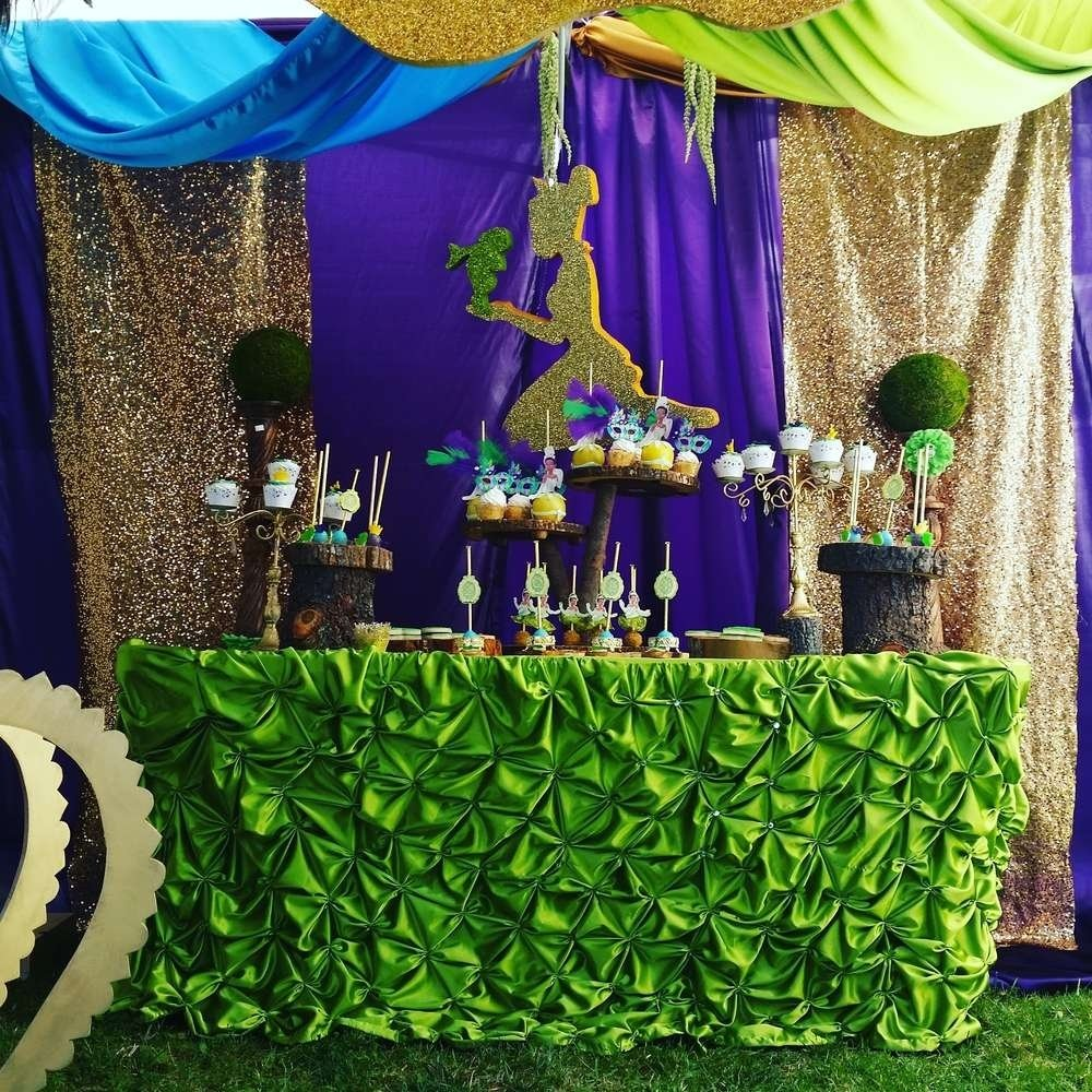 10 Lovable Princess And The Frog Birthday Ideas princess and the frog birthday party ideas photo 2 of 7 catch my 1 2020