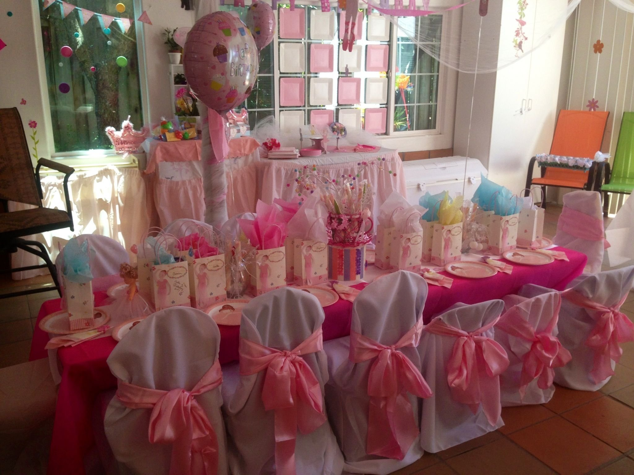 10 Stylish Princess Tea Party Birthday Ideas princess ballerina party for toddlers my parties all crafted my me 2020