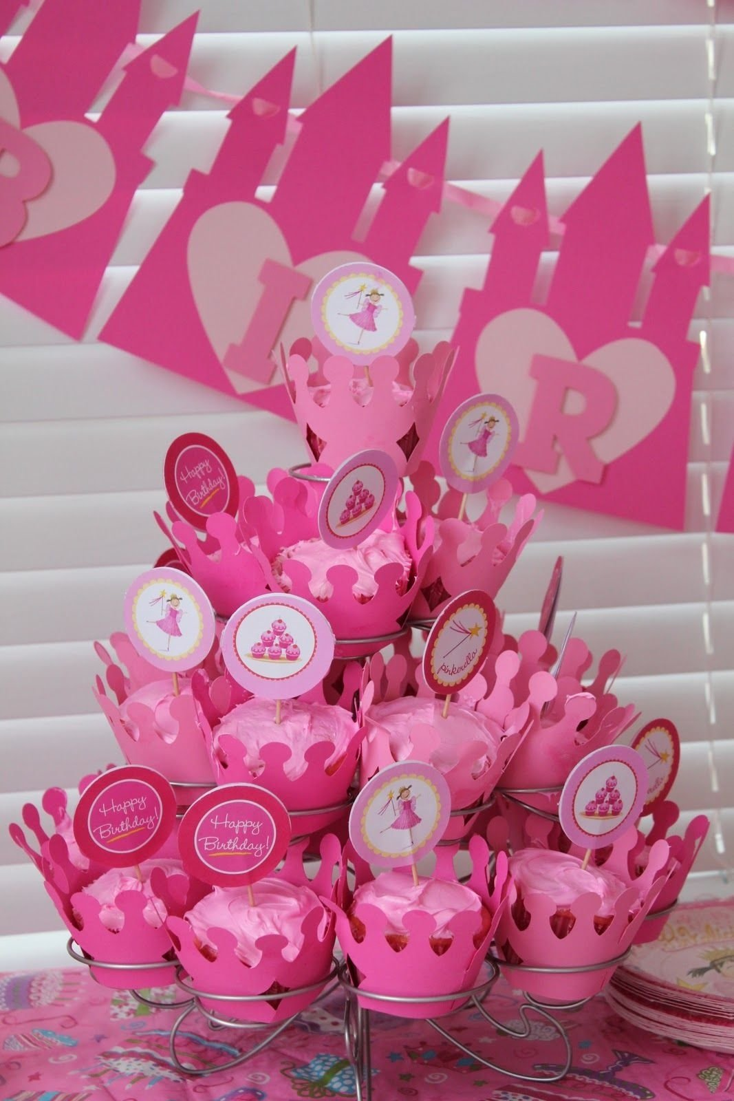10 Perfect Princess 1St Birthday Party Ideas princess birthday party ideas for girls in pink it is a 2020
