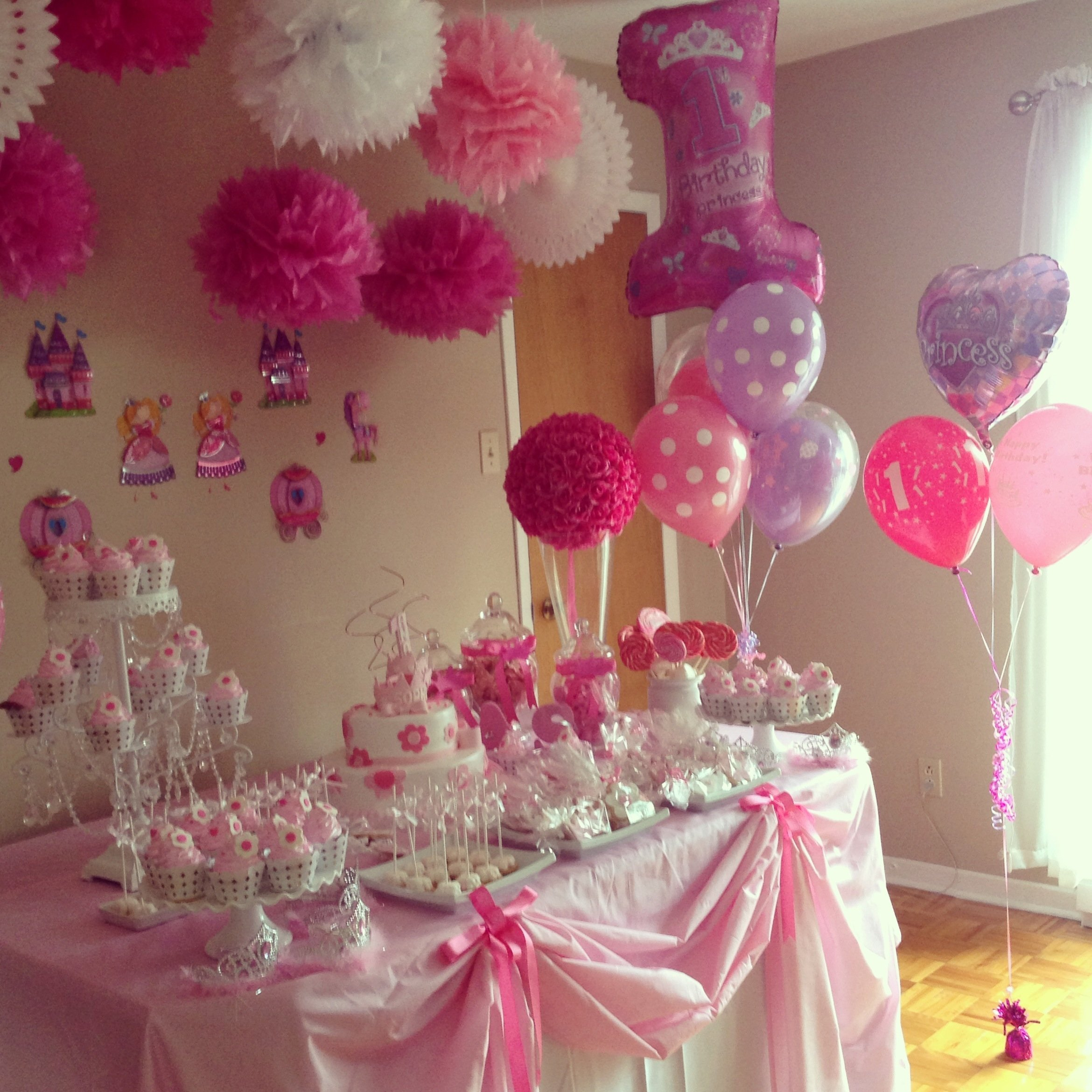 princess decoration | ⭐️birthday ~ baby ~ party decor