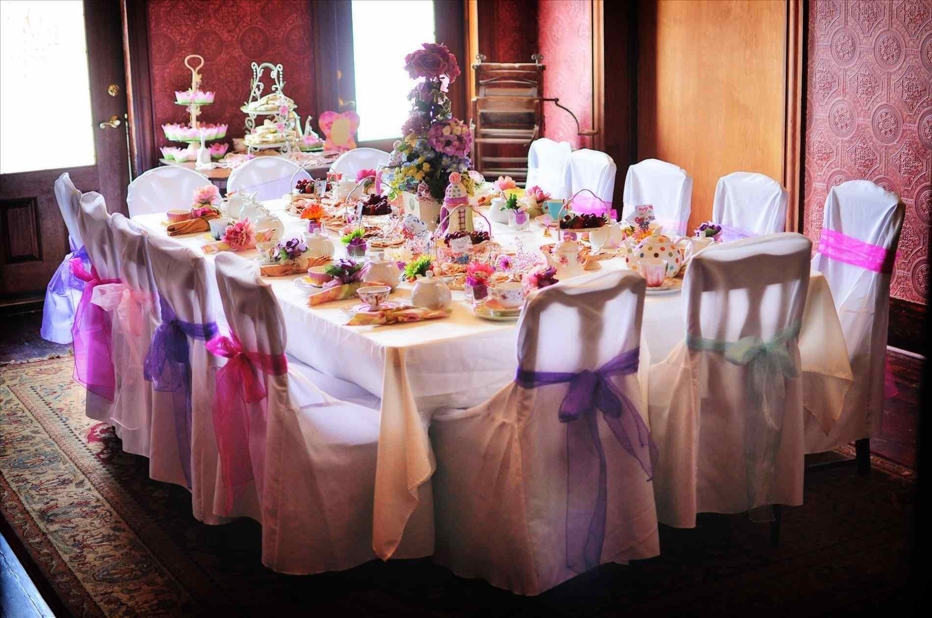 10 Attractive Tea Party Ideas For Girls princess ladies s birthday tea party ideas for little girls at home 2020