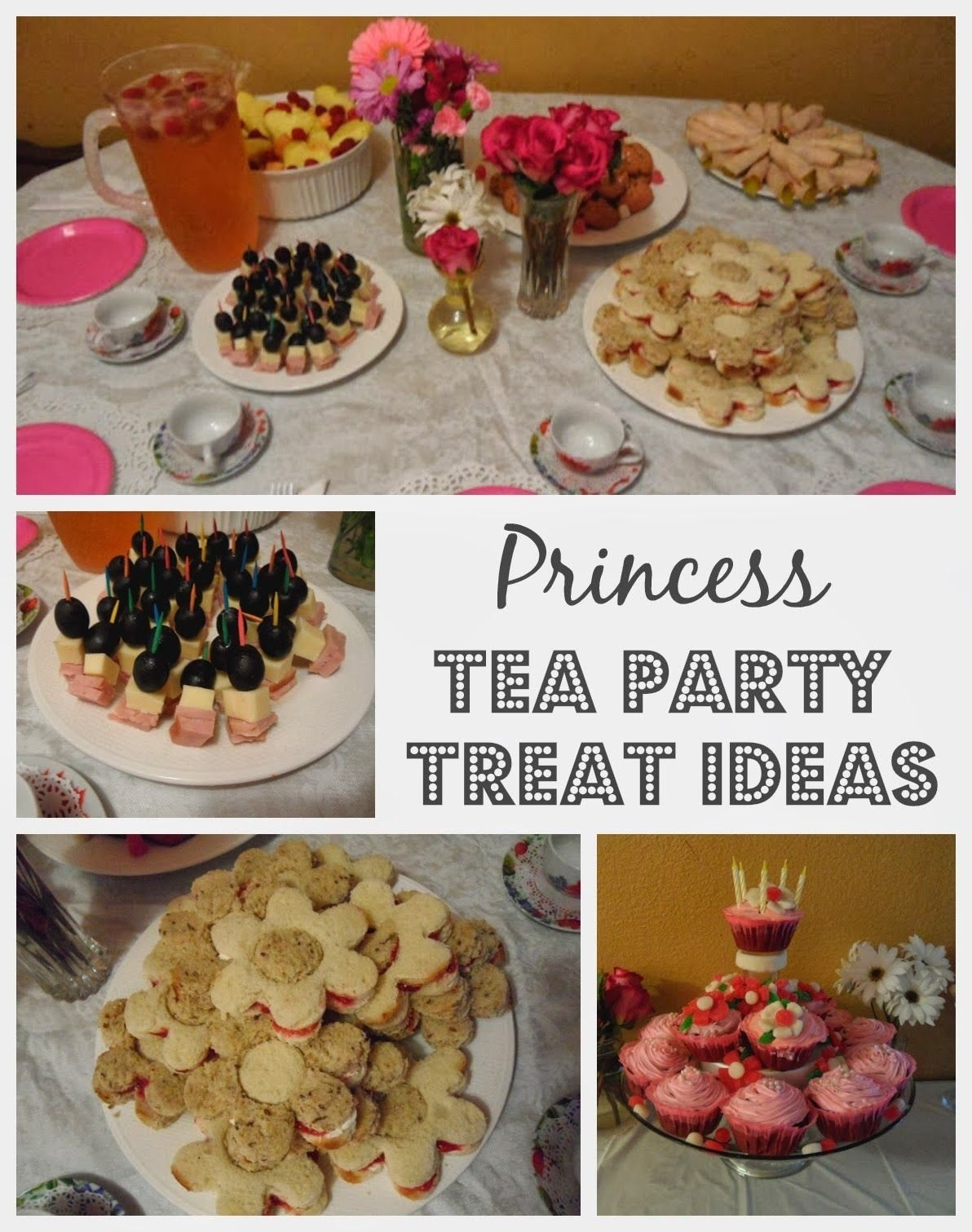 10 Nice Princess Tea Party Food Ideas princess tea party birthday ideas princess tea party tea party