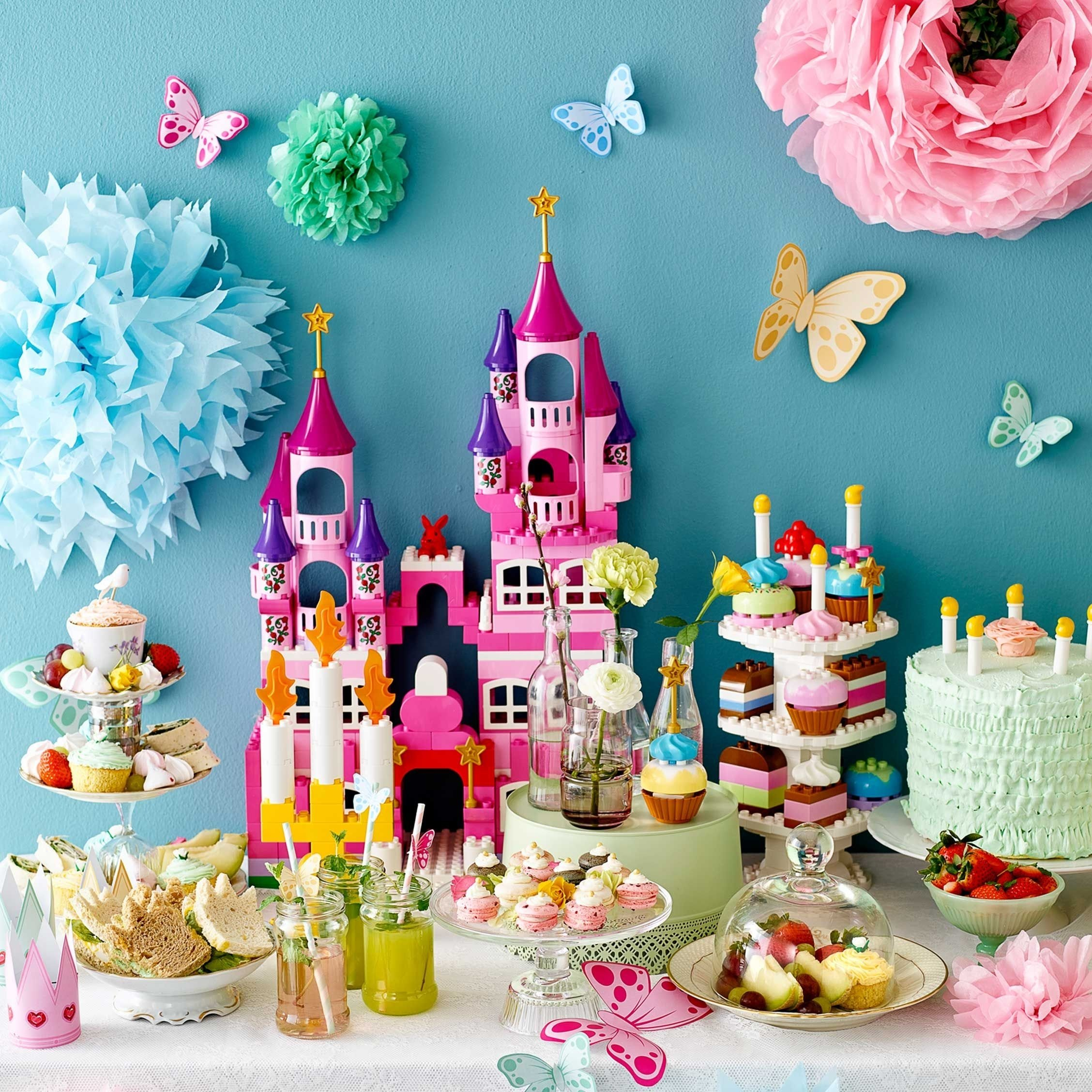 10 Stylish Princess Tea Party Birthday Ideas princess tea party lego duplo party party things for the kids 2020
