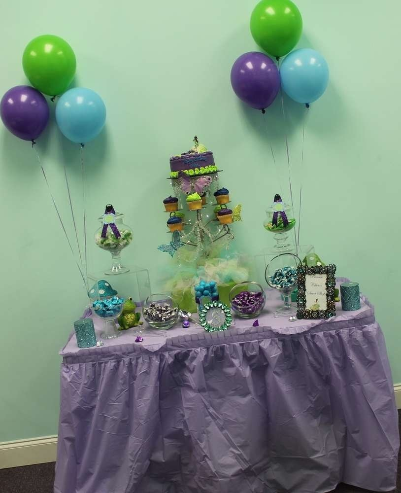 10 Lovable Princess And The Frog Birthday Ideas princess tiana and the frog birthday party ideas frog birthday 1 2020