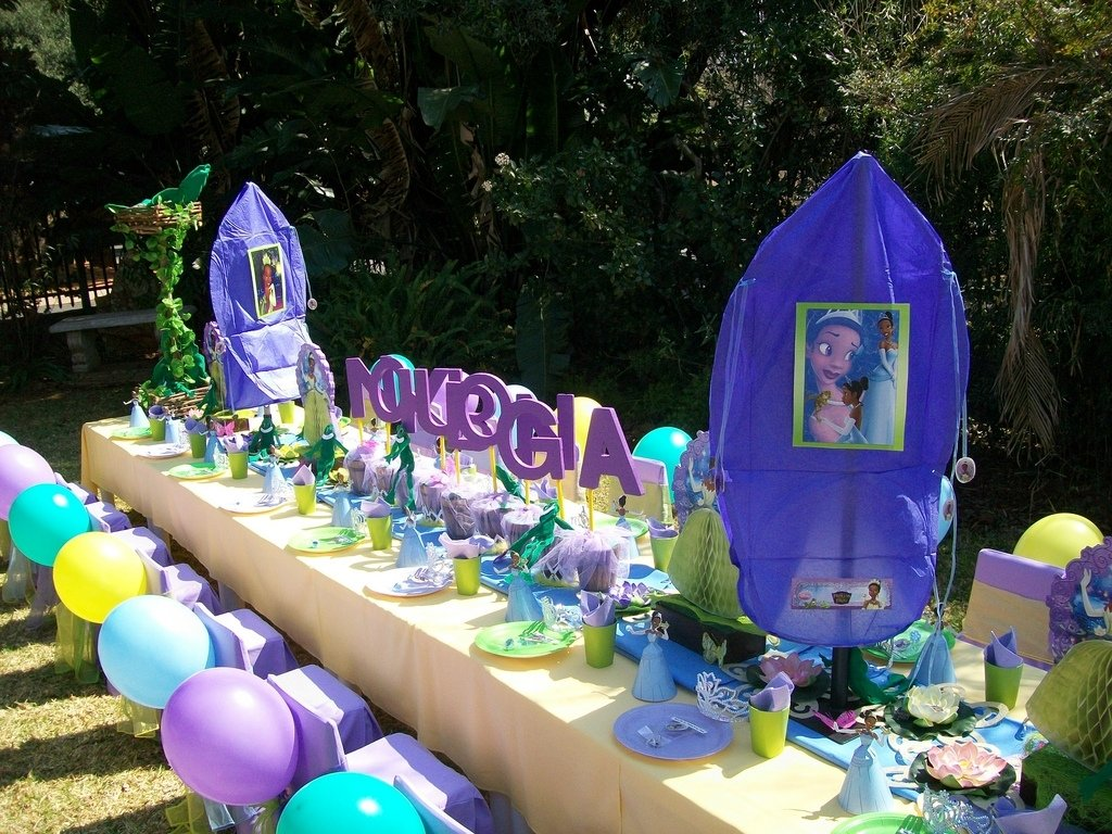 10 Lovable Princess And The Frog Birthday Ideas princess tiana party treasures and tiaras kids parties flickr 2020