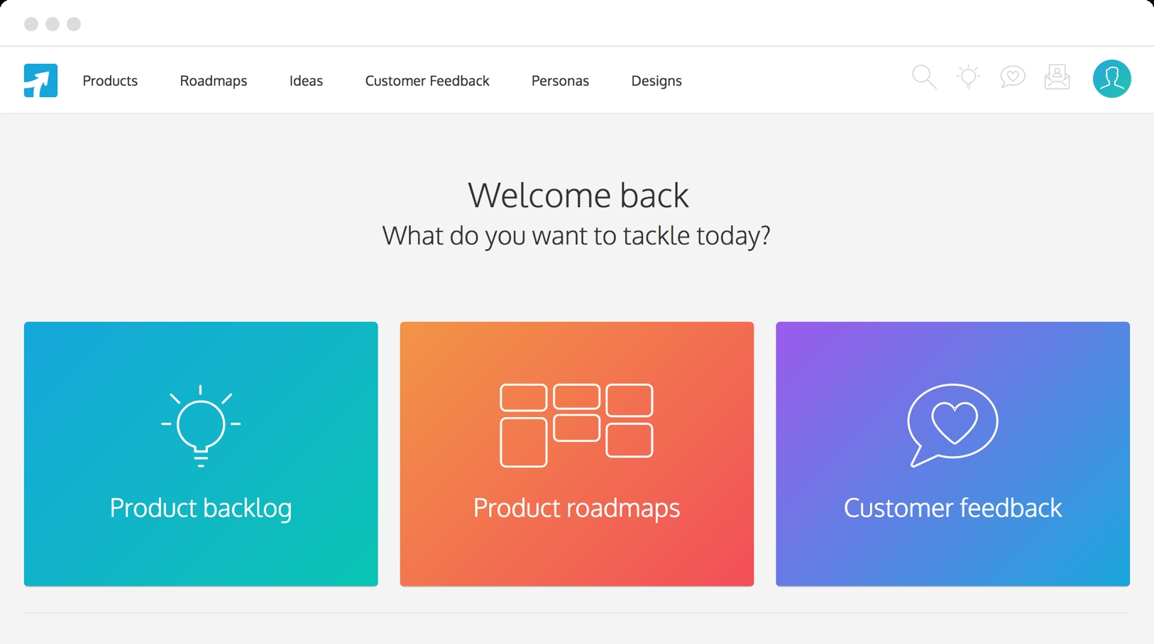 prodpad | product management software