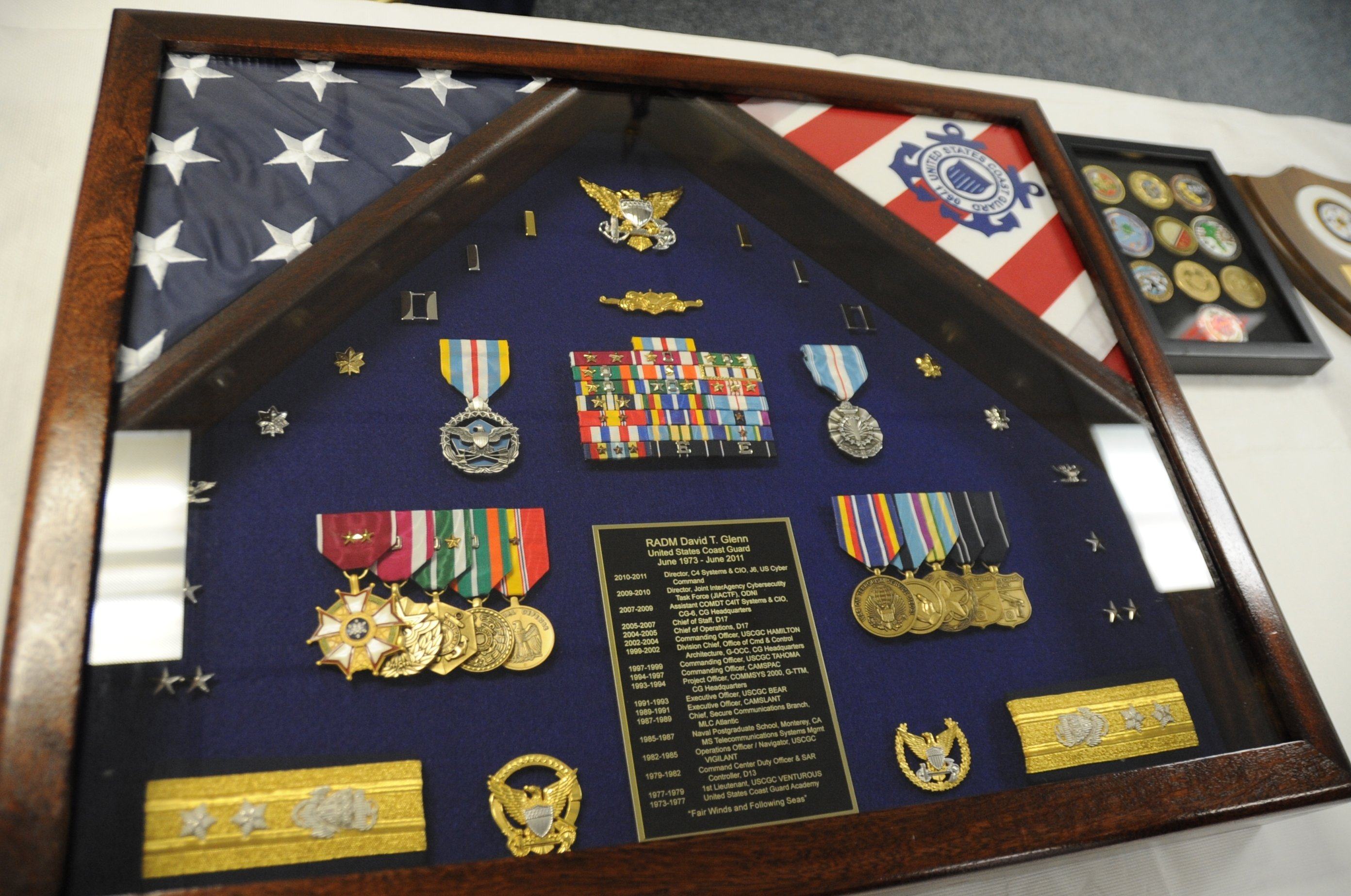 10 Gorgeous Military Retirement Shadow Box Ideas products 2020