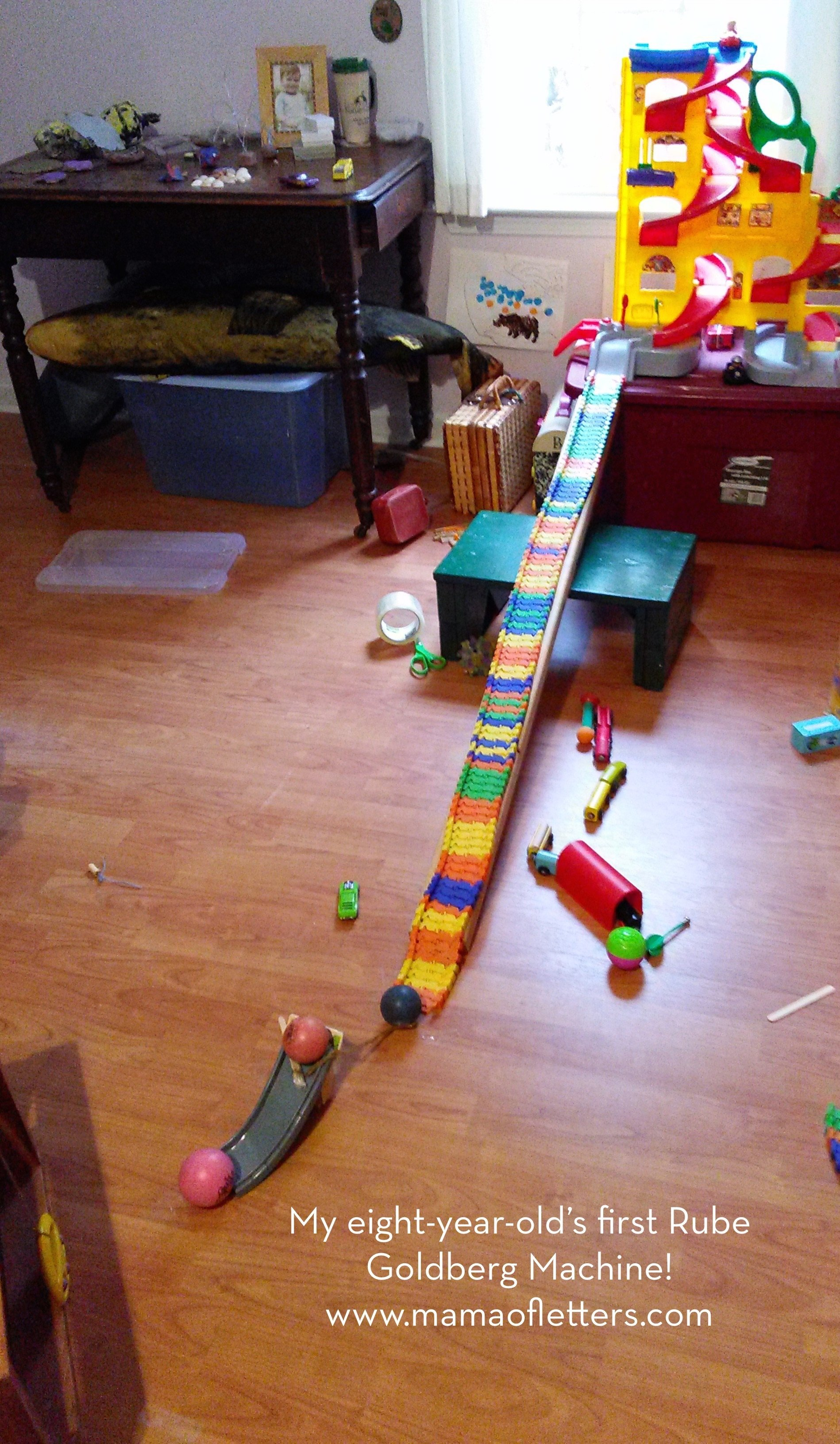 10 Stunning Simple Rube Goldberg Machine Ideas project based homeschooling rube goldberg machine mama of letters 1 2021