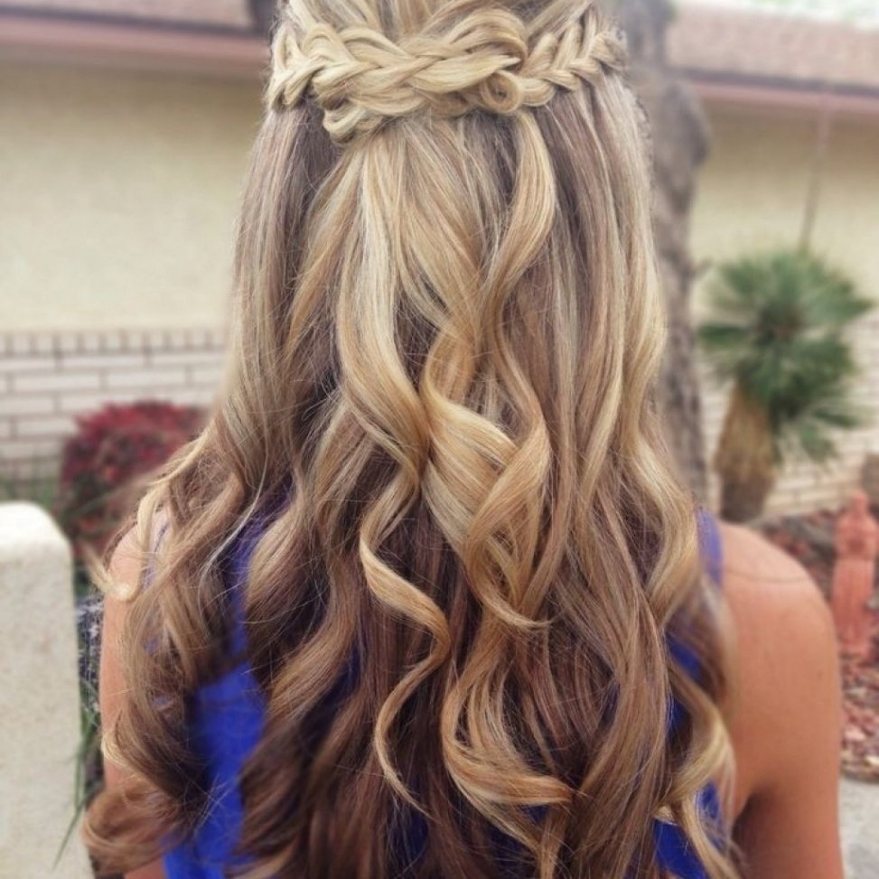 10 Most Recommended Prom Hair Ideas For Long Hair prom hairstyles for long hair down inspiration formal stock photos 2020