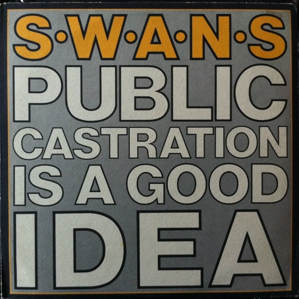 10 Beautiful Public Castration Is A Good Idea public castration is a good ideaswans lp x 2 with aggp store 2021