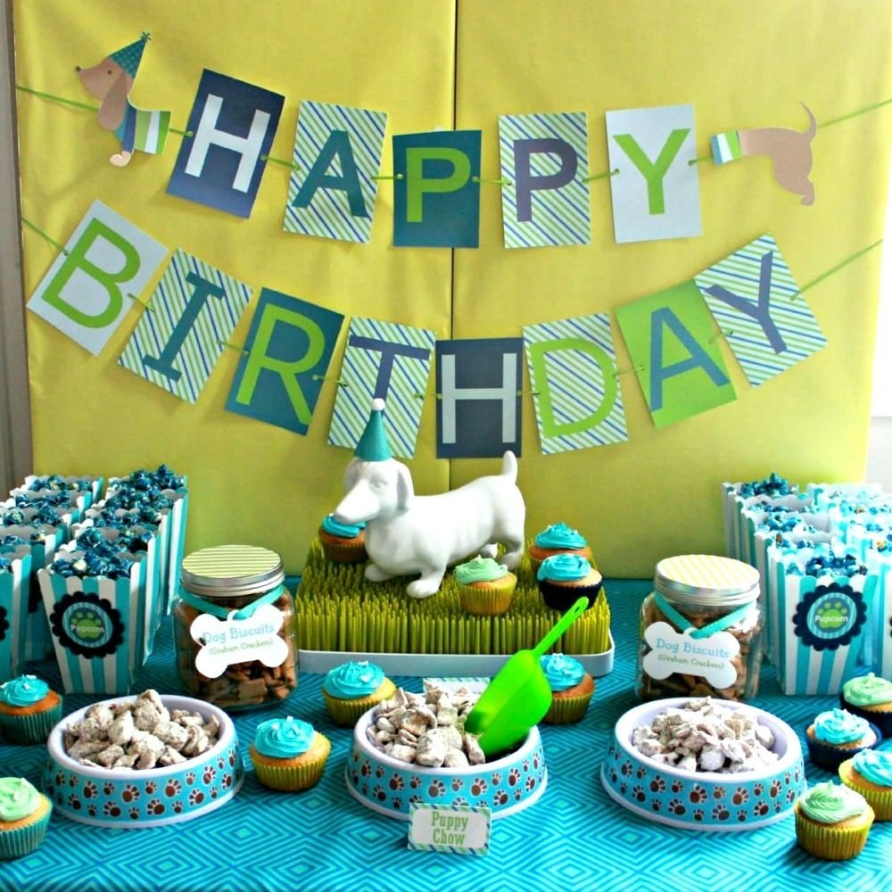 puppy-themed birthday party | project nursery, themed birthday
