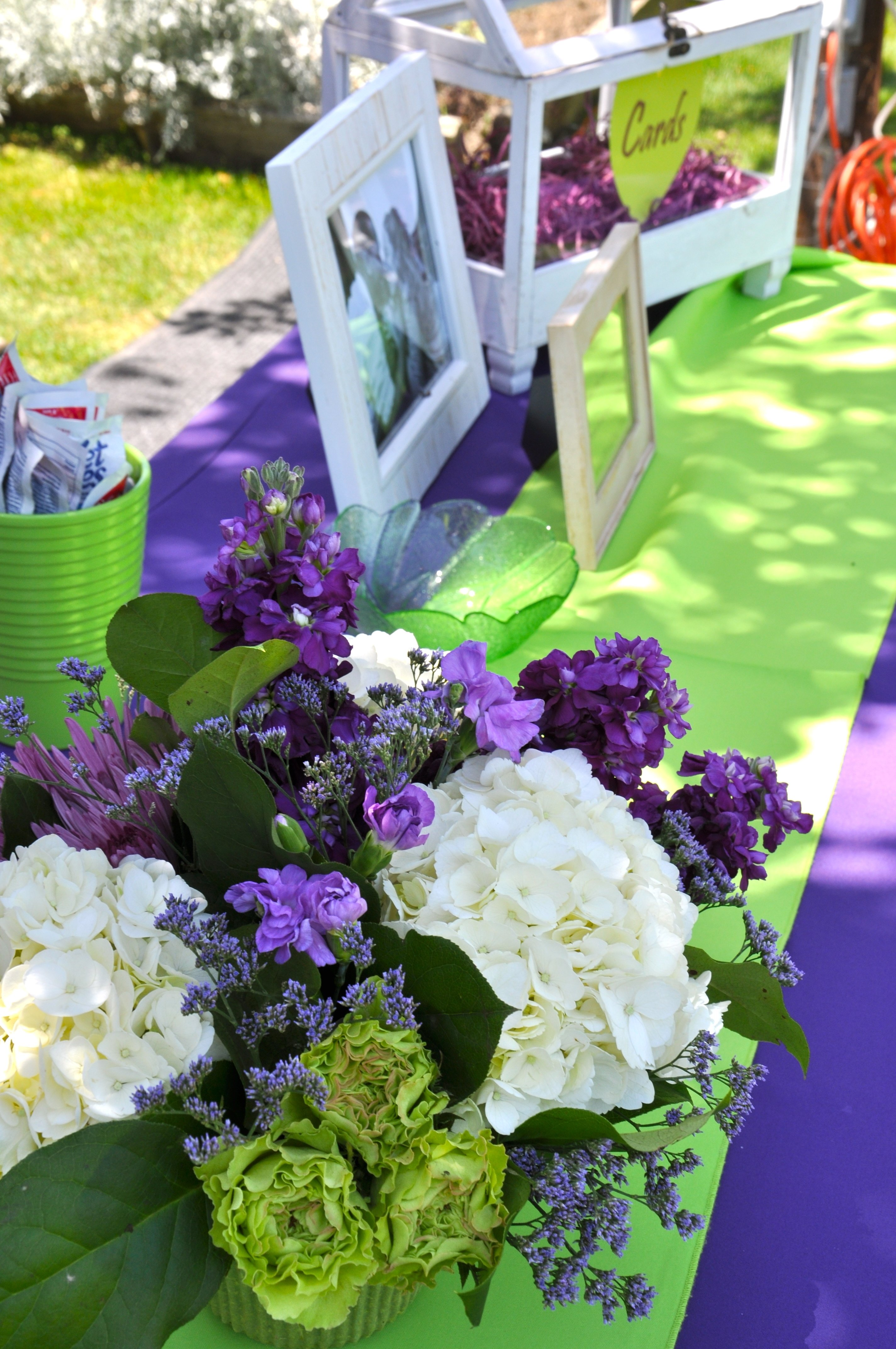 10 Awesome Purple And Green Wedding Ideas purple and green wedding decoration ideas images wedding 2021