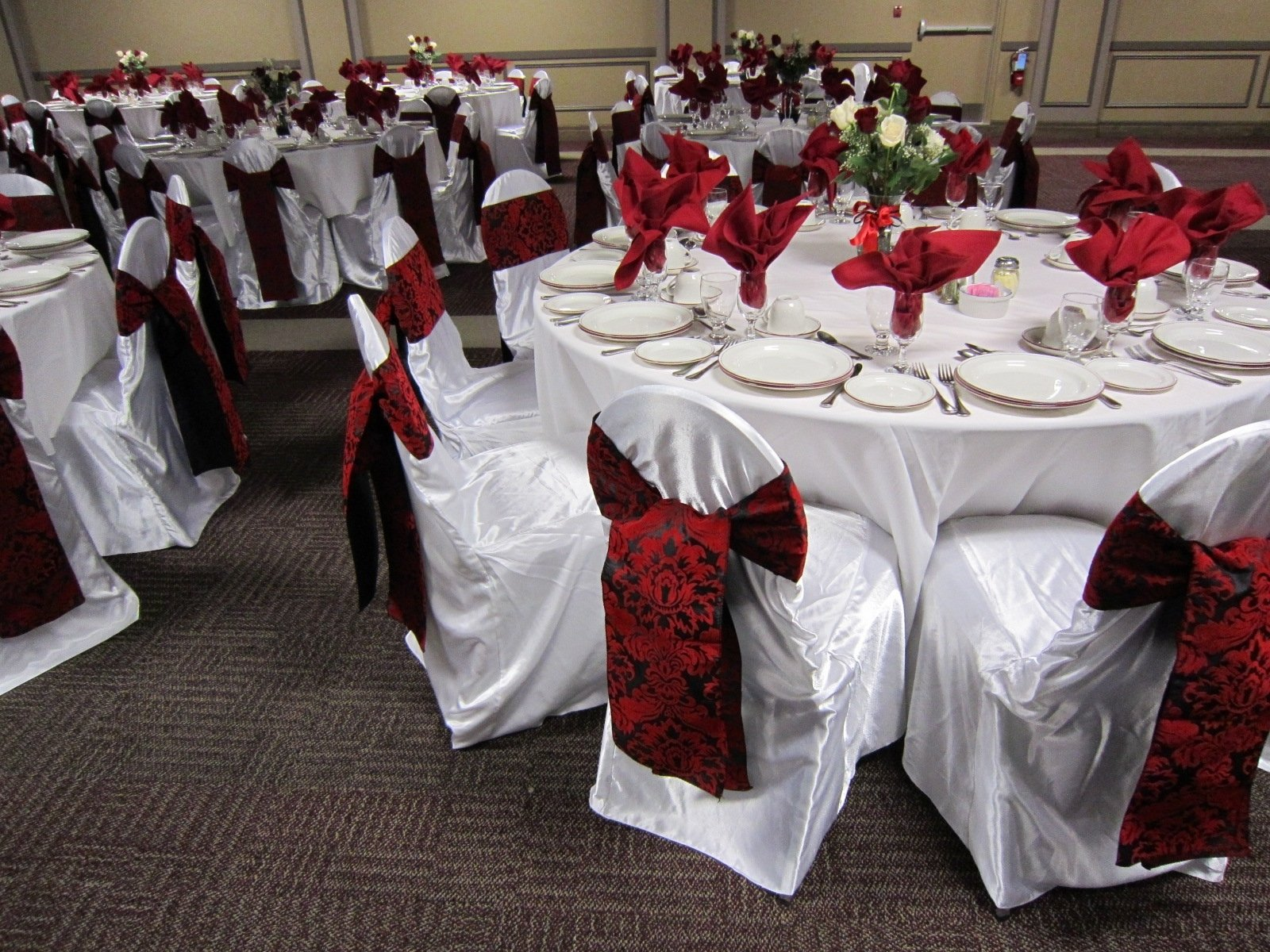 10 Spectacular Red And White Wedding Ideas purple and red wedding theme wedding ideas uxjj 1 2020