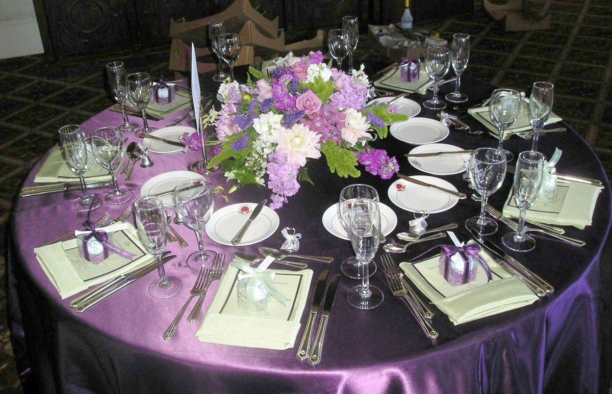 10 fabulous purple and silver wedding ideas 10 fabulous purple and silver wedding ideas purple and silver wedding reception ideas yet loading wedding junglespirit Image collections