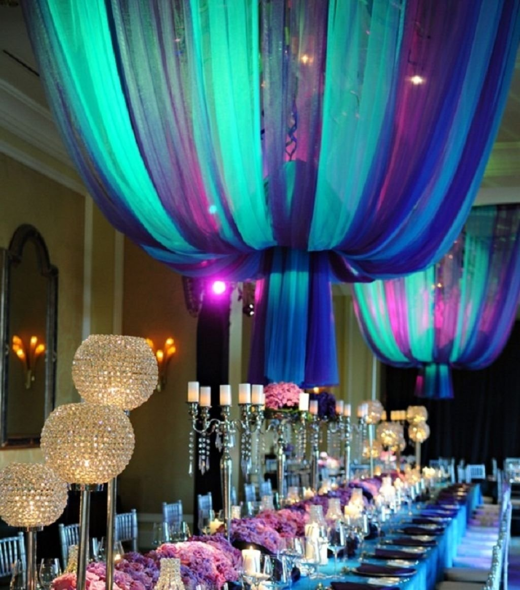 10 Best Turquoise And Purple Wedding Ideas
