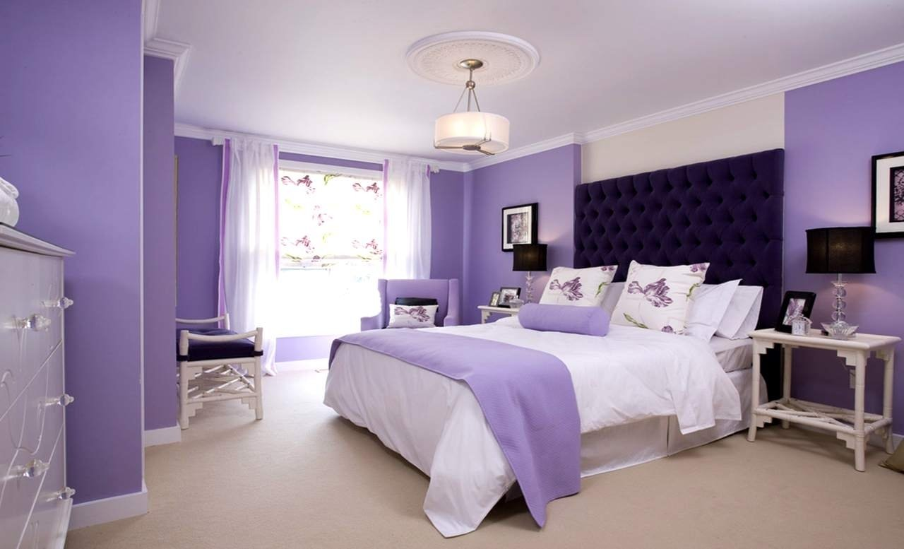 10 Stylish Purple Bedroom Ideas For Adults purple bedroom decor ideas for master walls best paint colors purple 2020