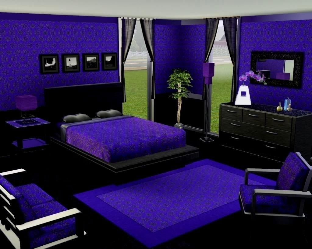 10 Fabulous Purple And Black Bedroom Ideas purple black and white bedroom ideas photos and video purple black