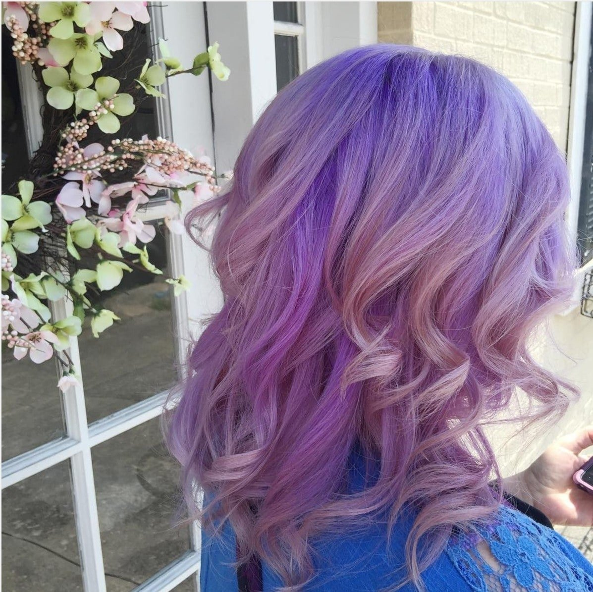 10 Wonderful Pink And Purple Hair Ideas purple hair the most stunning photos ever plus the stylists that 2020