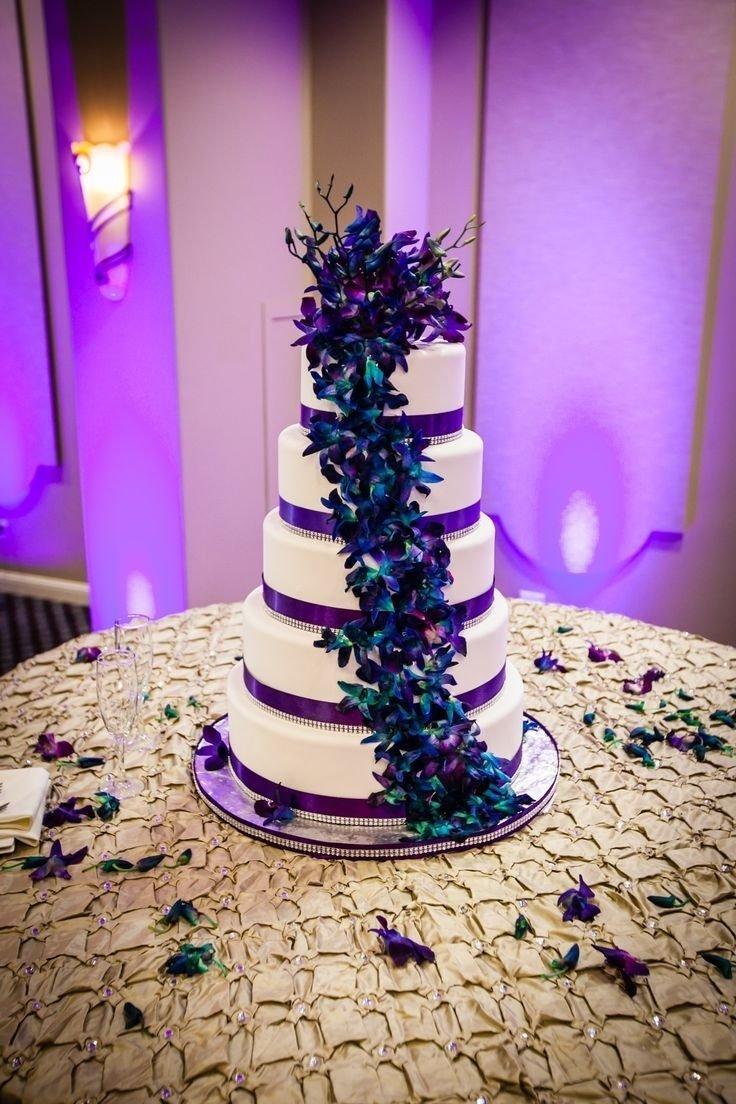 10 Pretty Teal And Purple Wedding Ideas purpleandblueweddingdecorations blue and purple wedding ideas 2020