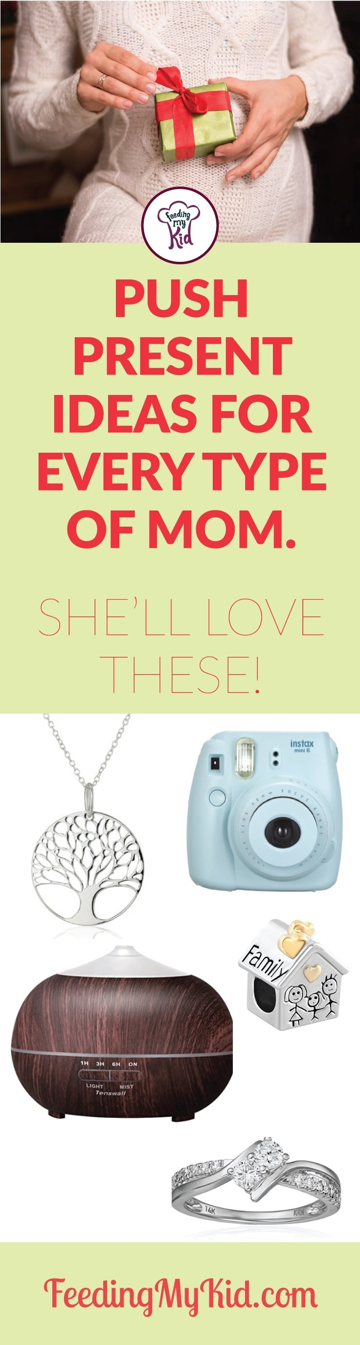 10 Wonderful Push Gift Ideas For Mom push present ideas for every type of mom shell love these 2021