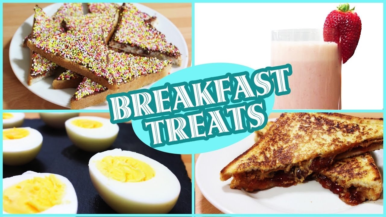 quick and easy breakfast recipes: fun food for kids | healthy