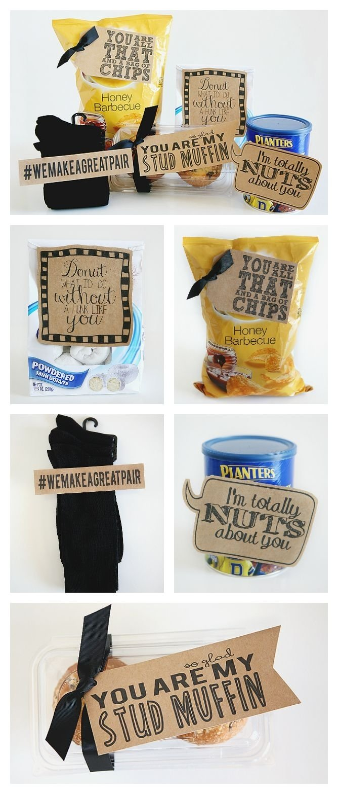 10 Lovely Cheap Birthday Ideas For Husband quick cheesy hubby valentines gift holidays and craft 1