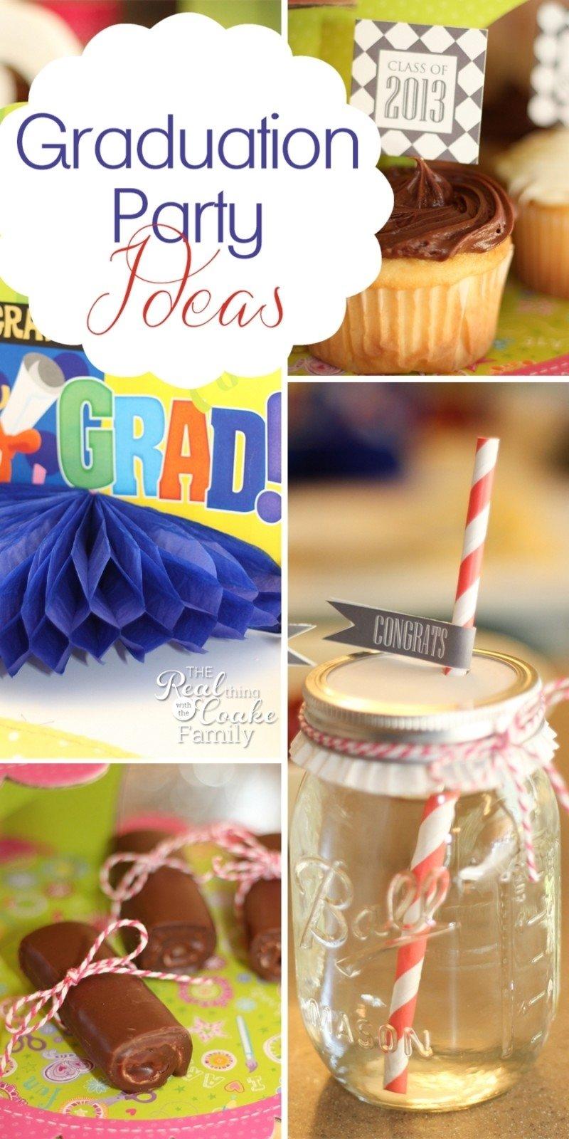 10 Fantastic 6Th Grade Graduation Party Ideas quick easy and cute graduation party ideas 2021