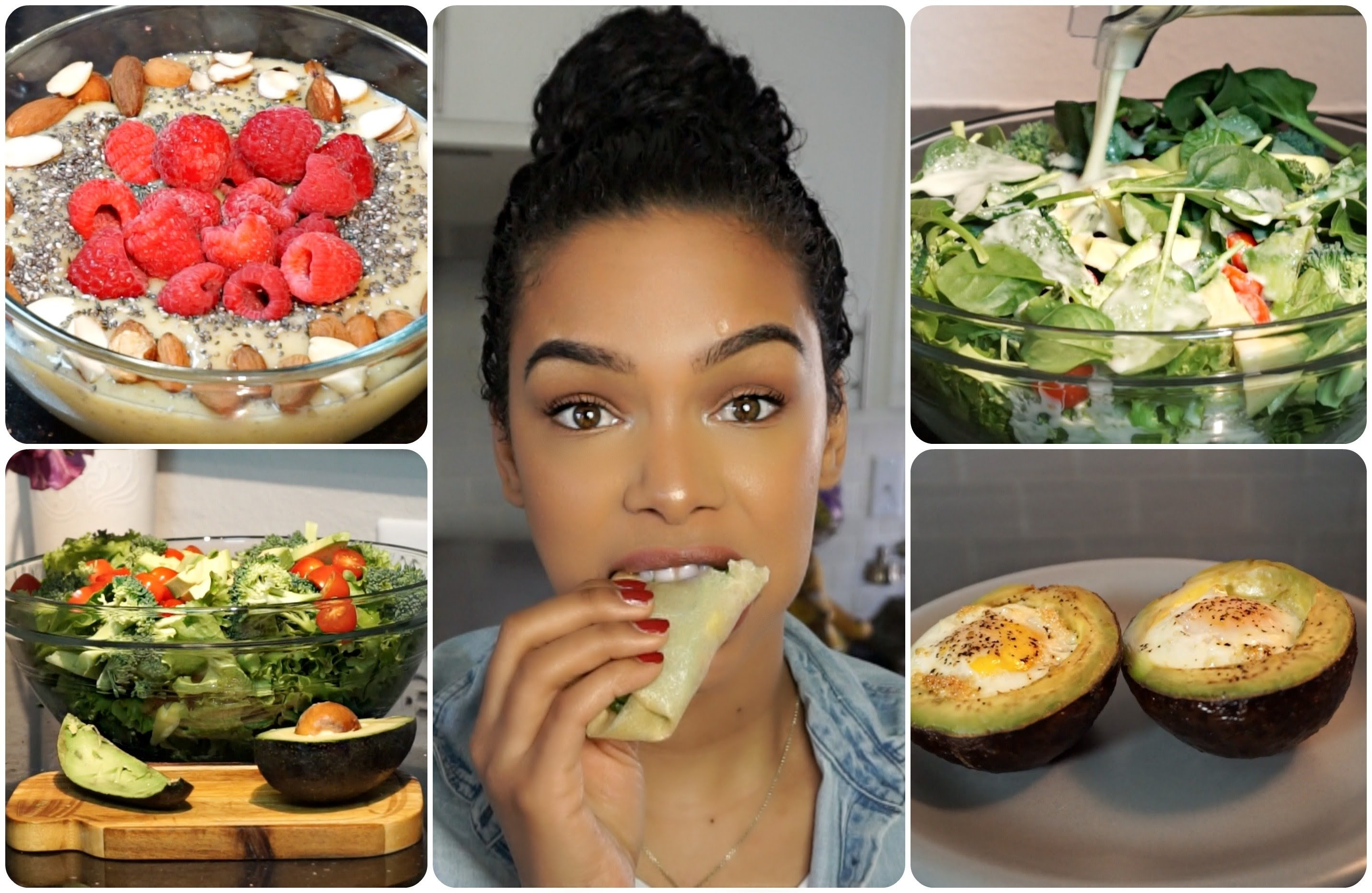 10 Perfect Fast And Healthy Dinner Ideas quick easy healthy meal ideas youtube 3 2020