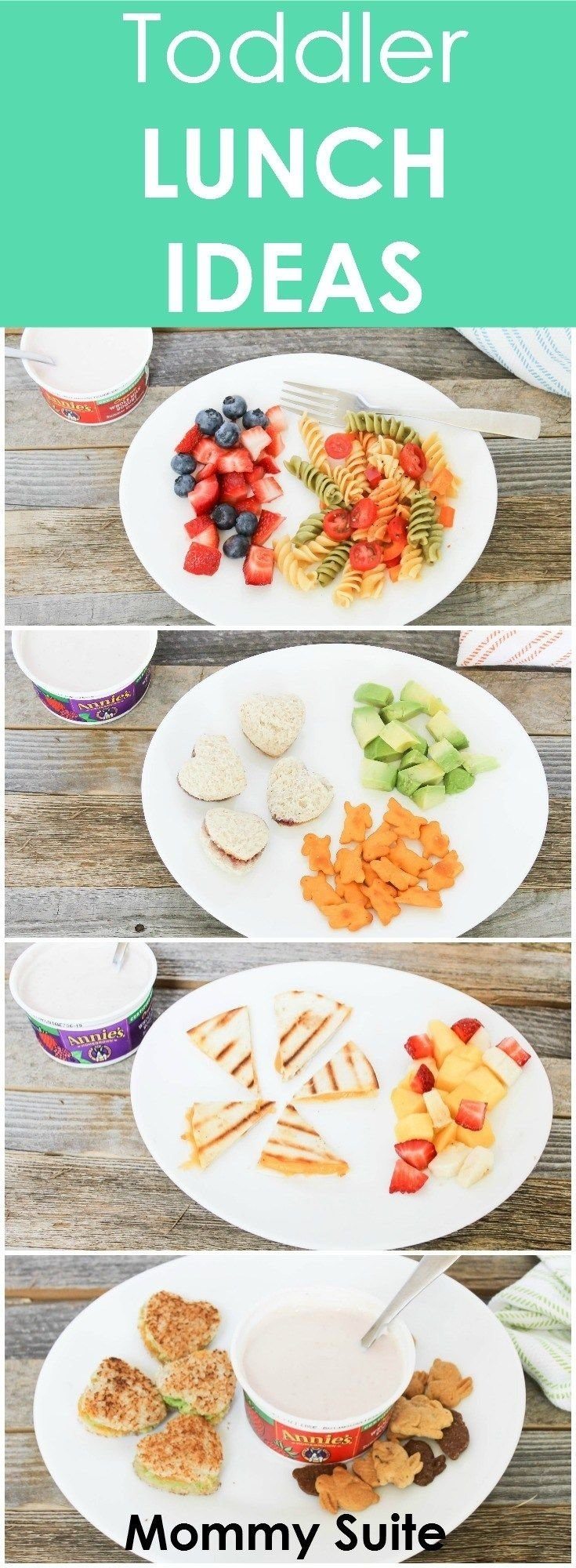 Lunch Ideas For Toddlers For Daycare