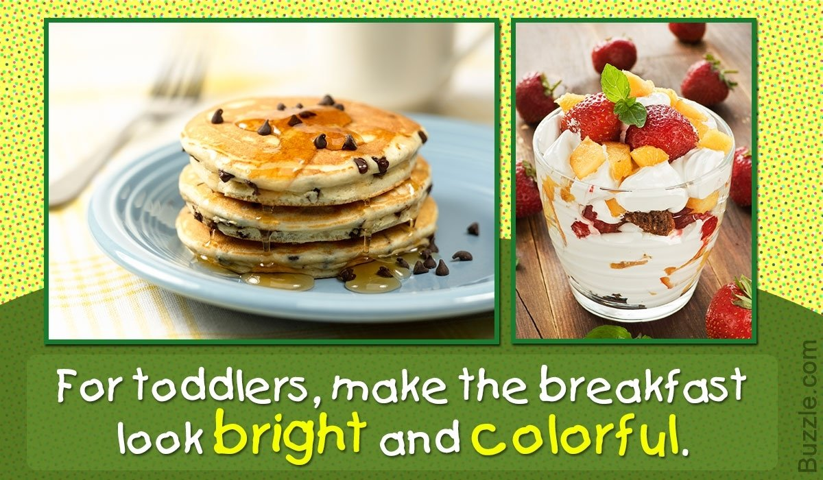 10 Most Recommended Healthy Breakfast Ideas For Toddlers quick yummy and healthy breakfast ideas toddlers would just love 2020