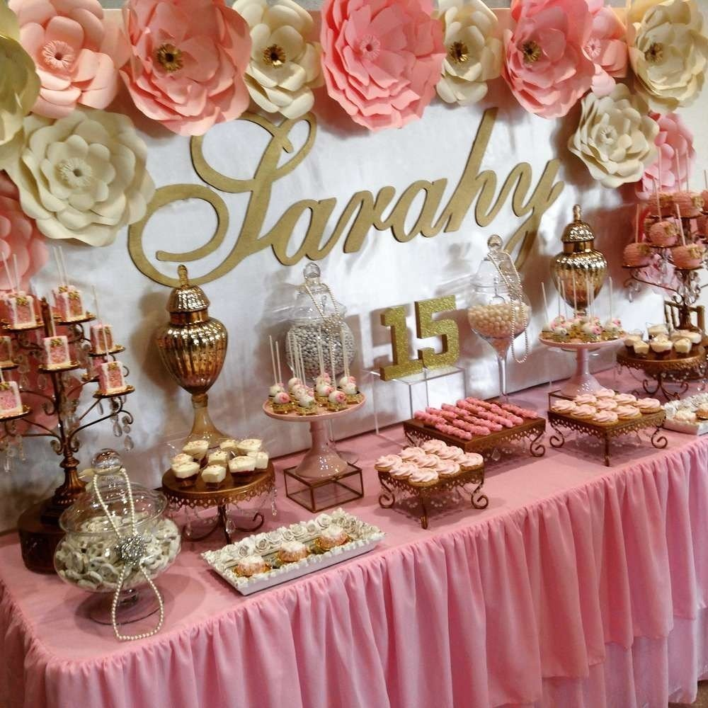 10 Unique Ideas For 15Th Birthday Party quinceanera quinceanera party ideas quinceanera ideas sweet 16 2020