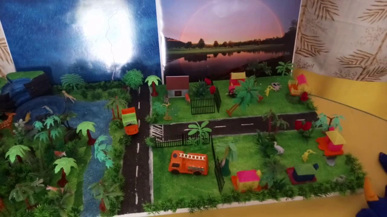 10 Cute School Project Ideas For Kids rainy season school project ideas for kids youtube