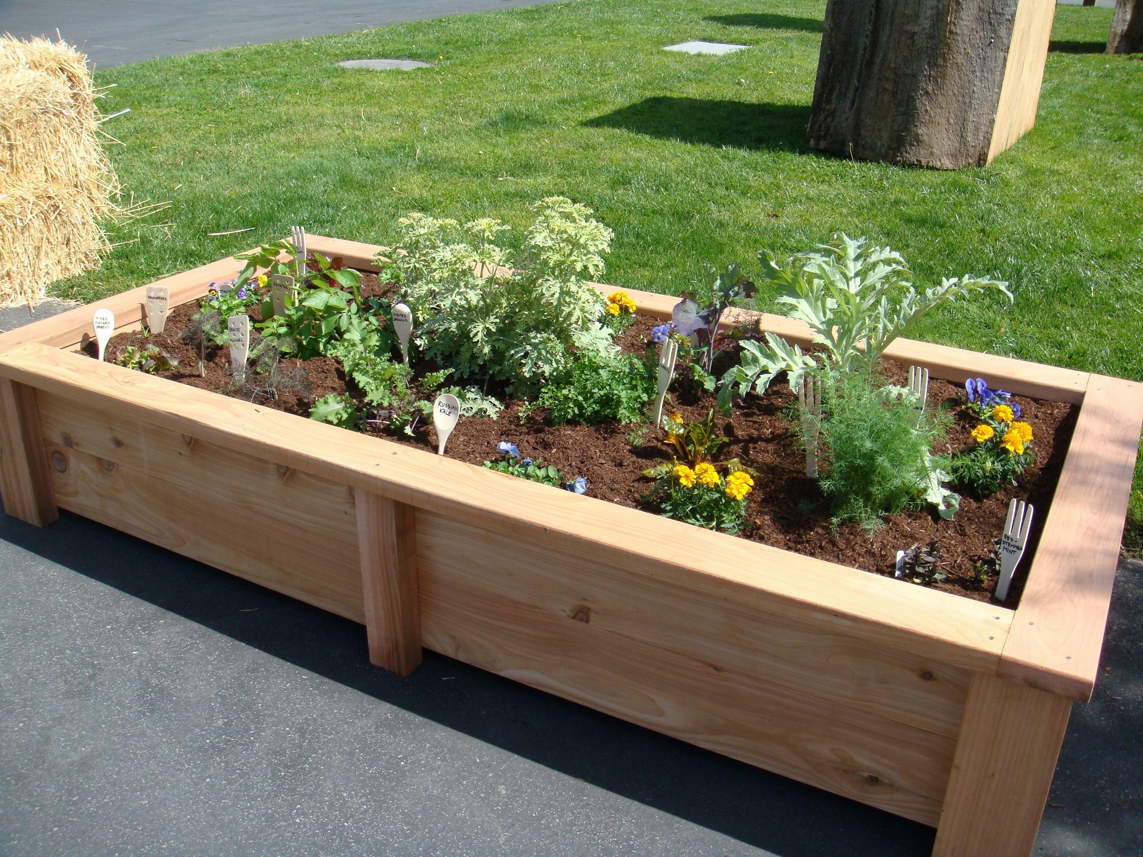 10 Unique Raised Bed Garden Design Ideas raised bed garden box designs marvellous new raised garden box 2021