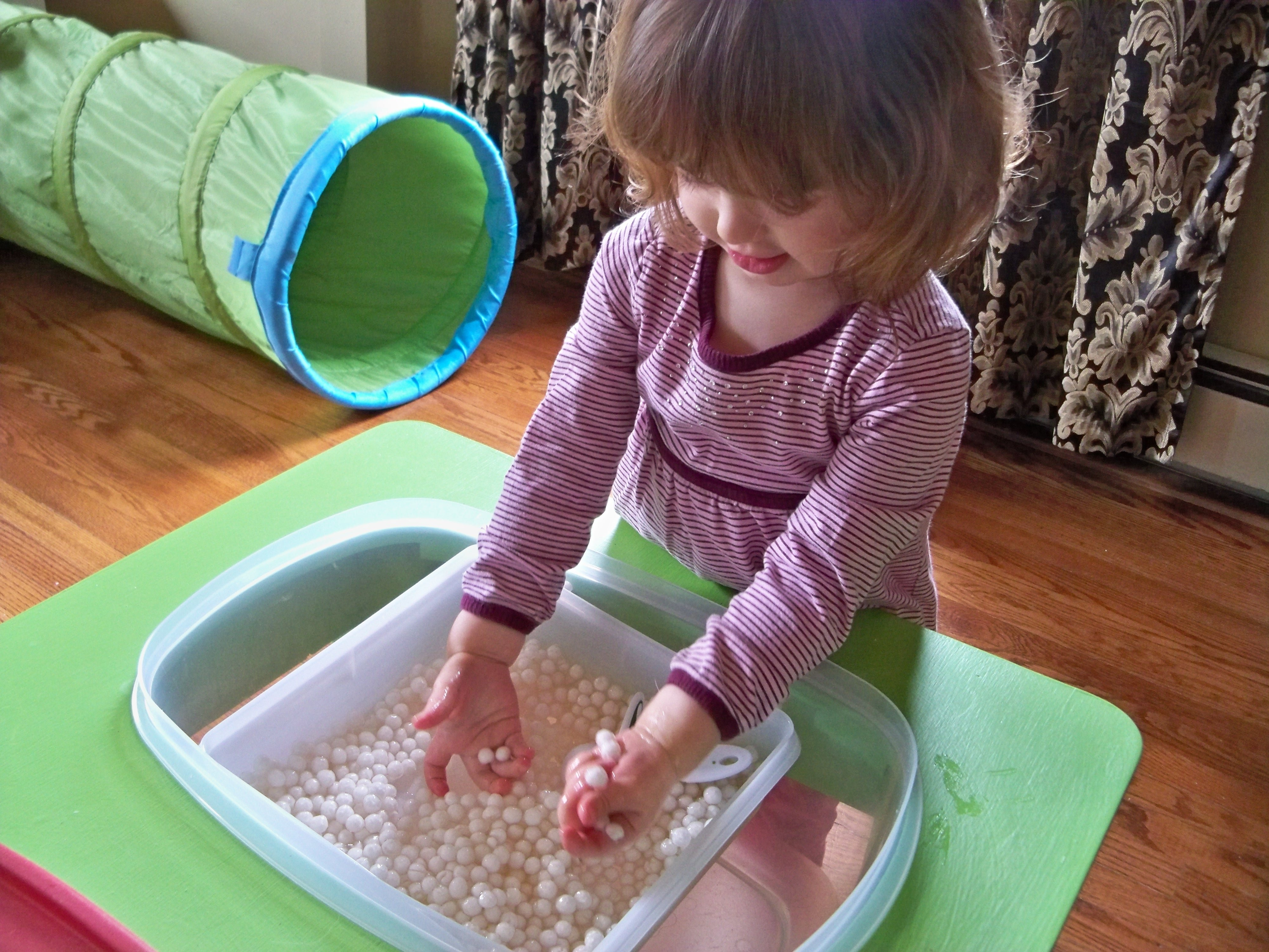 10 Nice Sensory Table Ideas For Toddlers raising a low media toddler the sensory table to the rescue 2