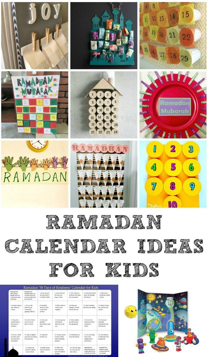 10 Beautiful Advent Calendar Ideas For Kids ramadan decorations and calendars calendar ideas ramadan and 2020
