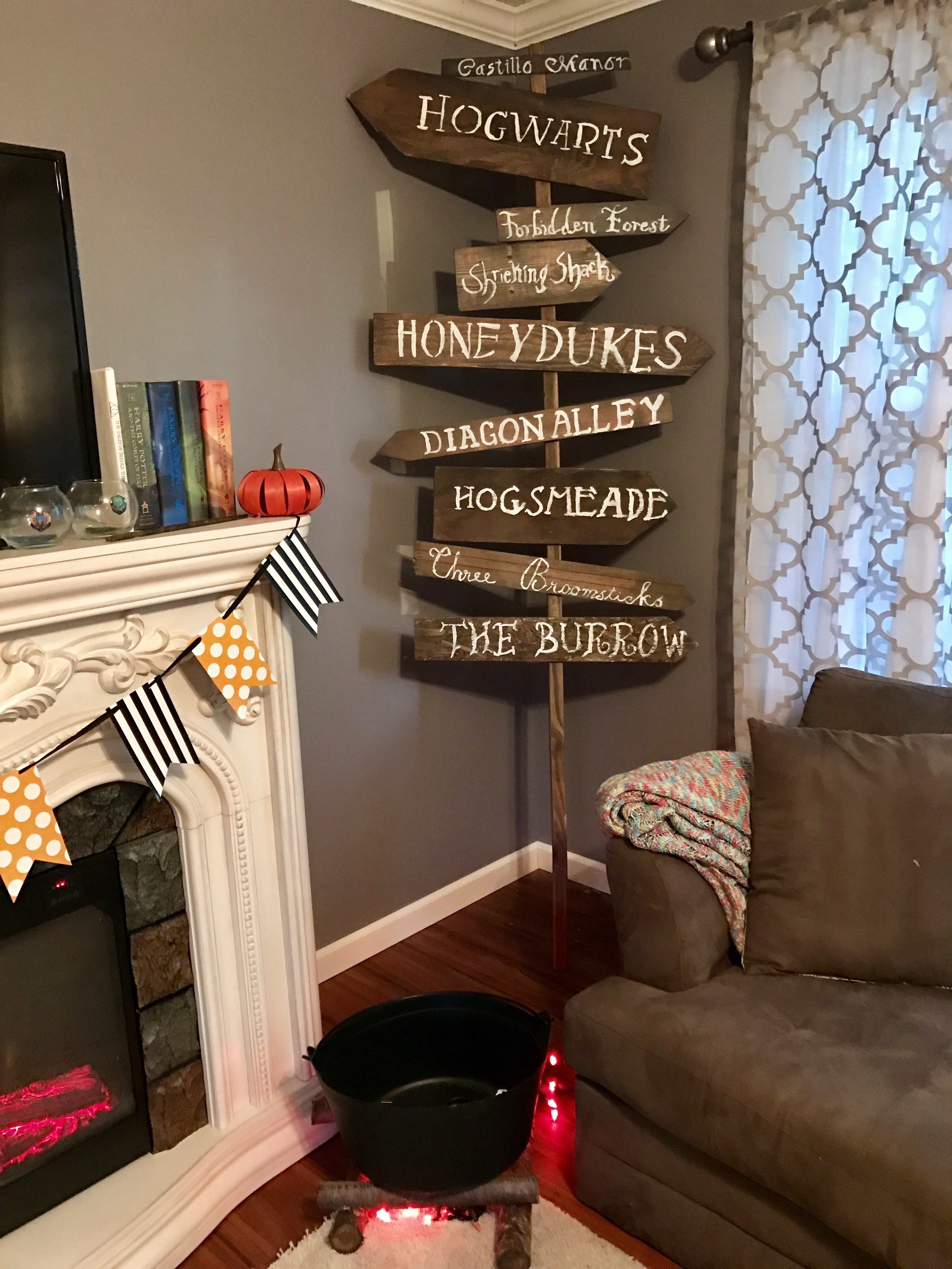 10 Famous Harry Potter Party Decoration Ideas rare diy harry potter decorations lakaysports diy harry potter 2021