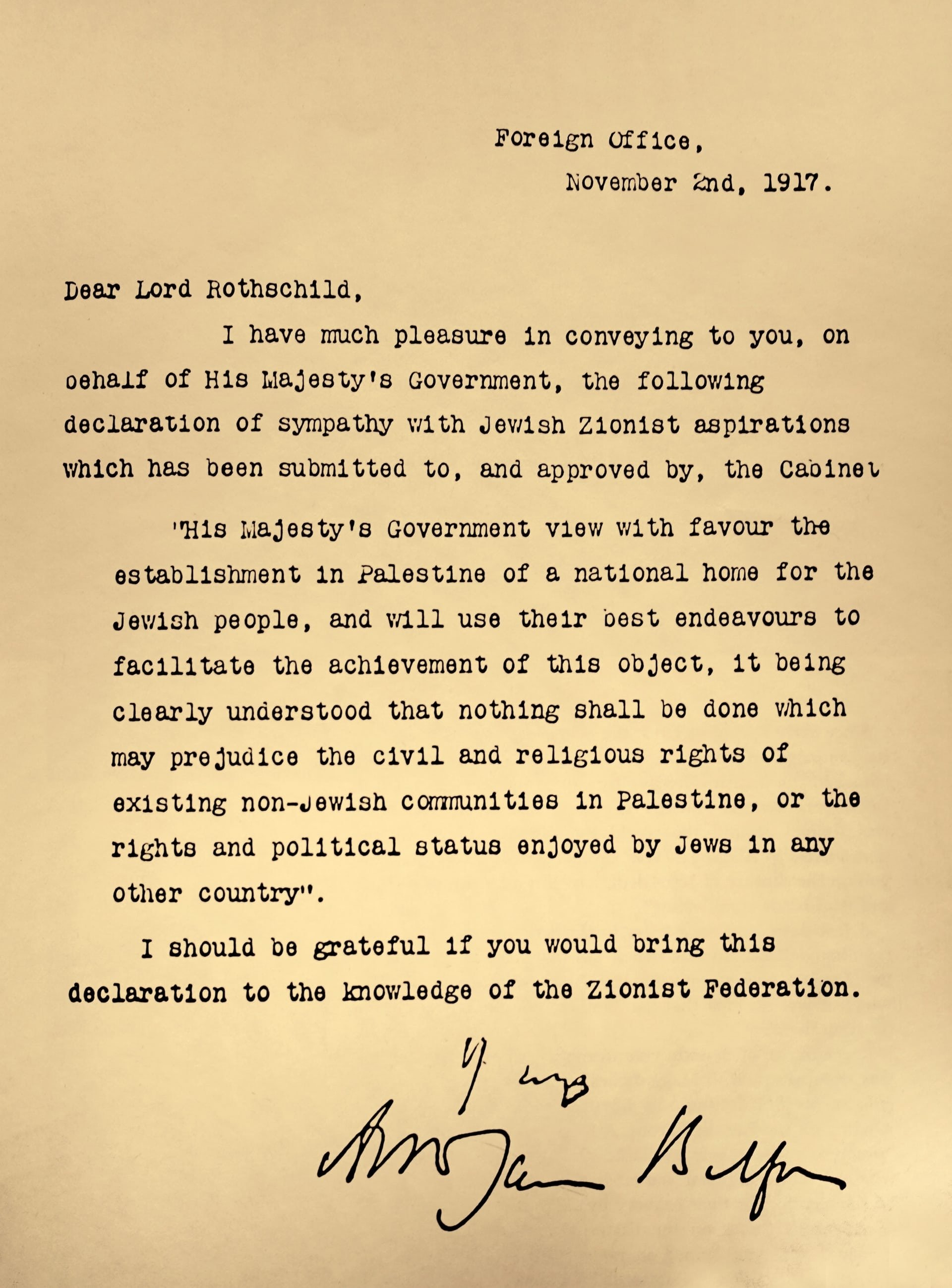 10 Fantastic The Balfour Declaration Of 1917 Supported The Idea Of A rashid khalidi balfour declaration must be matchednational home 2020