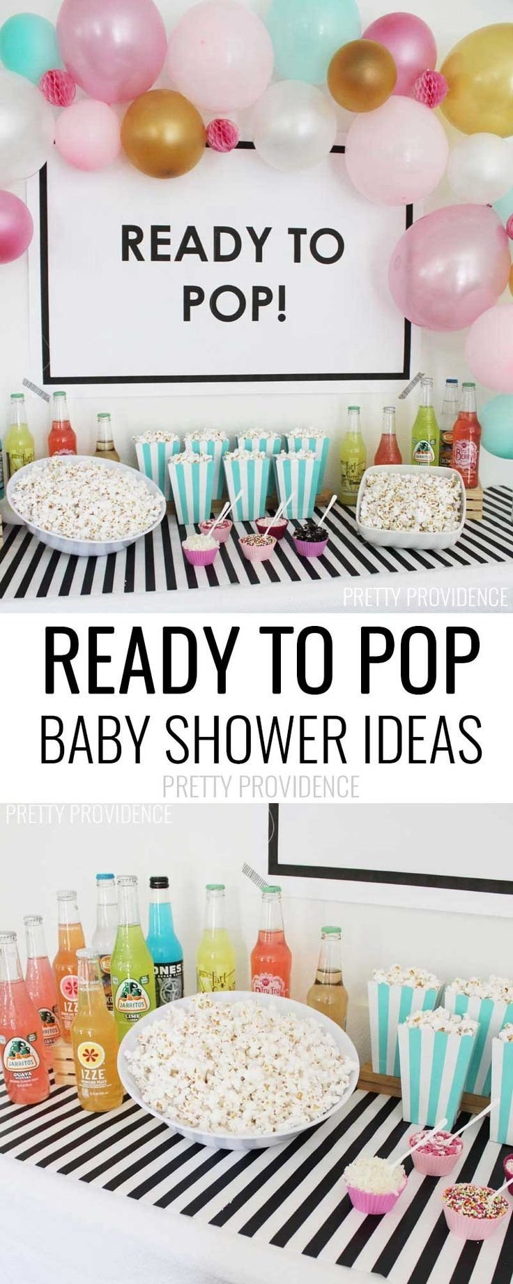 10 Attractive Ready To Pop Baby Shower Ideas ready to pop baby shower baby shower themes theme ideas and babies 1