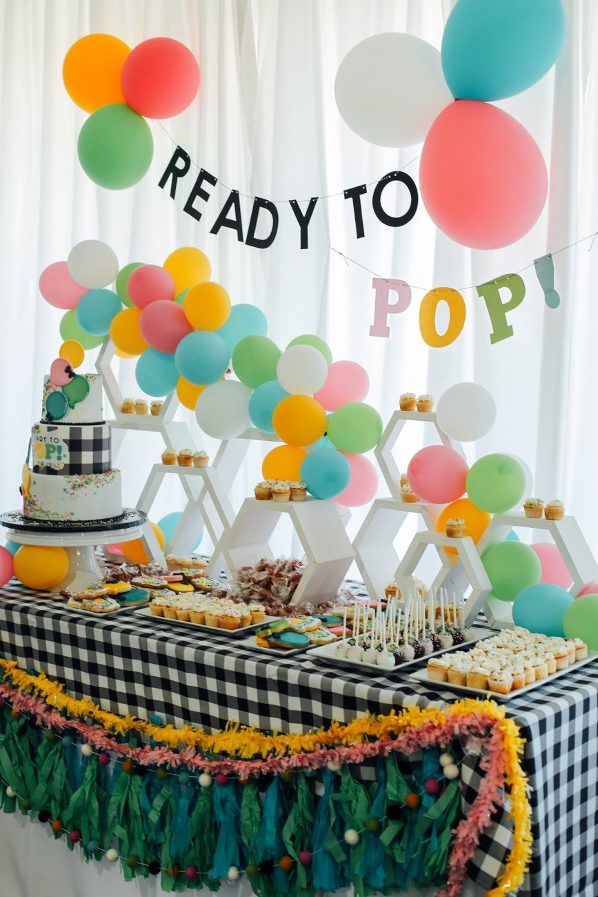 ready to pop baby shower: the 100th operation shower - everyday reading