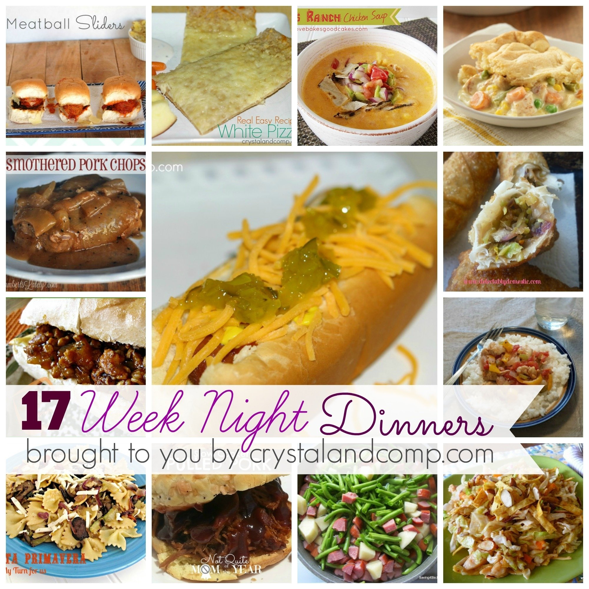 10 Amazing Dinner Ideas For Two Easy real easy recipes for busy families 1 2020