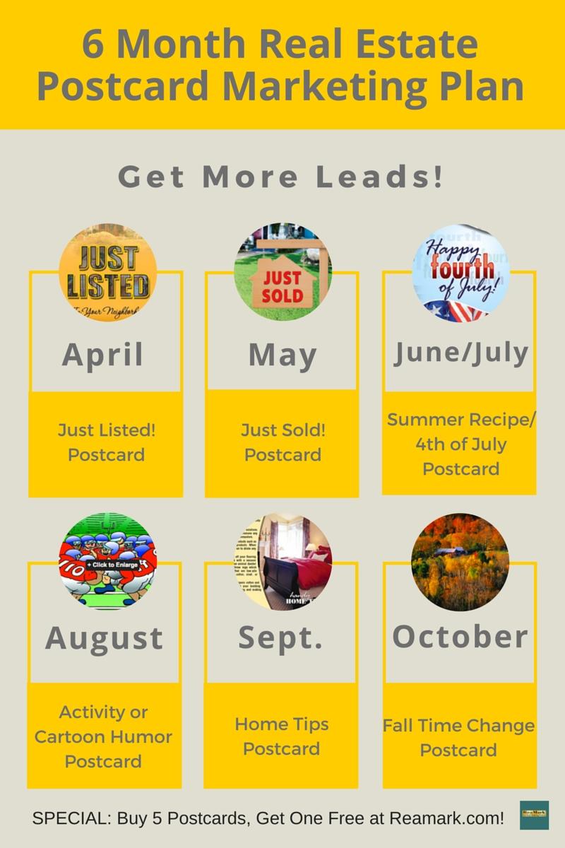 10 Unique Marketing Ideas For Real Estate Agents real estate marketing tools blog archive 6 months of real estate 1 2020